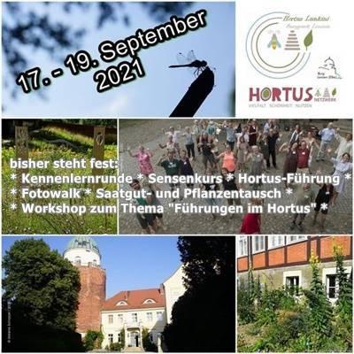 Hortus-Netzwerk-Treffen 2021