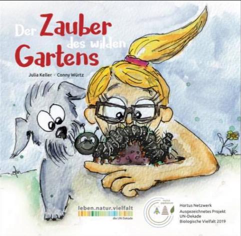 DER ZAUBER DES WILDEN GARTENS