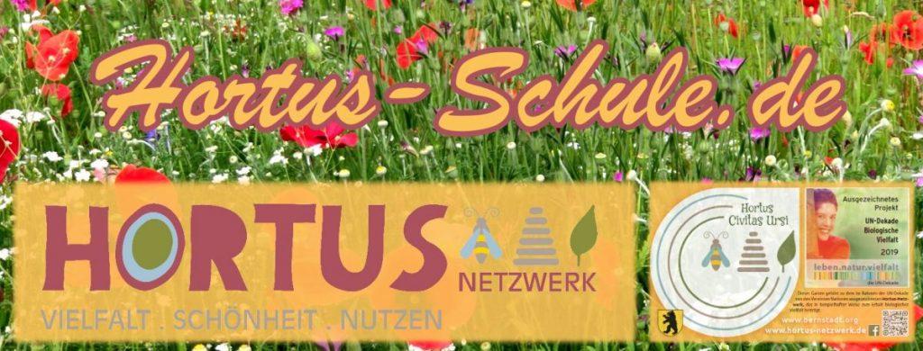 Hortus-Schule mit 7 neuen Lektionen